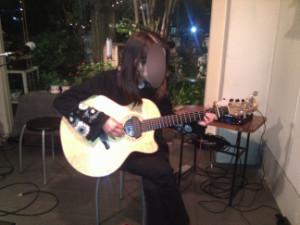 Nishimura's Guitar